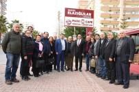 Başkan Yılmaz, Mersin'deki Elazığlılara Geçmiş Olsun Dileklerini İletti