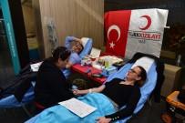 KÖK HÜCRE - Büyükşehirden Kan Bağış Kampanyası