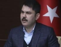 Çevre ve Şehircilik Bakanı Kurum: Elazığ'da 2 bin yeni konut üretimine başlayacağız