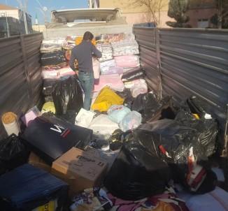 Çınar'dan Elazığ'a Yardım Seferberliği