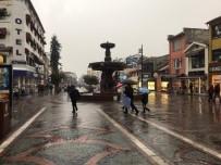 SELIMIYE - Dualar Kabul Oldu, Edirne'ye Aylar Sonra Rahmet Yağdı