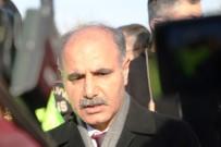 Emniyet Genel Müdürü Aktaş Deprem Bölgesindeki Emniyet Önlemlerini Anlattı