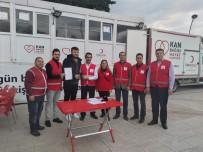 En Fazla Kan Veren Bağışçıya Altın Madalya