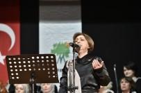 MAMAK BELEDIYESI - Eskimeyen Şarkılarla Geçmişe Yolculuk Yaptılar