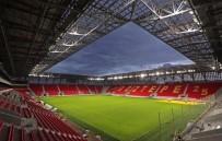 İZMİR KÖRFEZİ - Gürsel Aksel Stadyumu Göztepe'nin Yeni Yuvası