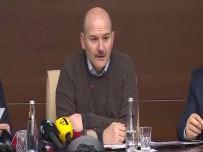 İçişleri Bakanı Soylu Açıklaması 'Evi Yıkılanlara 41 Bin TL Yardım'