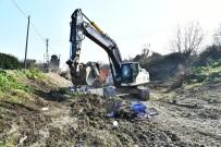 HARMANDALı - İZSU 2019'Da 600 Kilometrelik Dere Yatağı Temizledi