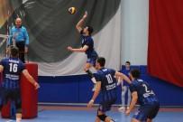 KAĞıTSPOR - Kağıtspor Voleybol Takımı Liderlik Yarışını Sürdürüyor