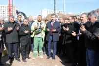 Karaköprüde Yeni Bir Cami İçin Temel Atma Törenine Gerçekleşti
