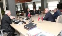 Kosova Heyetinden Erdem'e Ziyaret