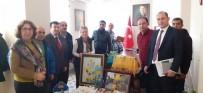 MÜDÜR YARDIMCISI - Kuşadası Tülüşah  Koruma Eylem Planı Yıl Sonu Değerlendirme Toplantısı Yapıldı