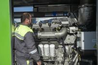ELEKTRİK ENERJİSİ - Mersin'in Çöpü Yaklaşık 55 Bin Haneyi Aydınlatıyor