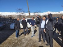 Milletvekili Tutdere, Depremzedelerin Acılarına Ortak Oldu