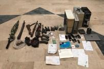 CEP TELEFONU - MSB Açıklaması 'Tel Abyad'da Eylem Hazırlığındaki  5 Terörist Mühimmatlarıyla Sağ Olarak Ele Geçirildi'