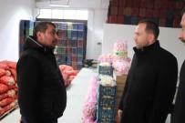 Niğde Belediye Başkanı Emrah Özdemir, Hal Kompleksindeki Esnaflarla Buluştu