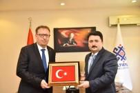 Op. Dr. Feyyaz Çitfçi Altıeylül Belediyesi Başkan Yardımcısı Oldu