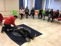 İŞ SAĞLIĞI - Pamukkale Üniversitesi Personeline İlk Yardım Eğitimi
