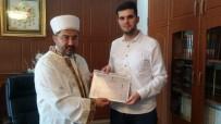 ÇUKUROVA ÜNIVERSITESI - 'Patrik' Müslüman oldu