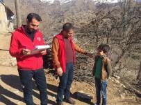 Sosyal Hizmetler Merkezi Ekibi Deprem Bölgesini İnceledi