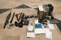 CEP TELEFONU - 'Tel Abyad'da Eylem Hazırlığındaki 5 Terörist Yakalandı'