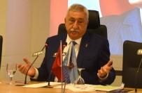 TESK Genel Başkanı Palandöken Açıklaması 'Depremzede Esnafın Yaraları Kısa Zamanda Sarılmalı'