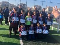 TRABZONSPOR - Turnuvanın Şampiyonu Oltu Trabzonspor Futbol Okulu
