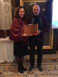 YAPı KREDI - 'Yılın Telif Polisiye Kitabı' Ödülü BGC Üyesi Cenk Çalışır'ın