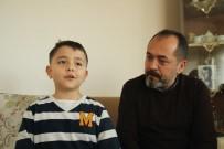 YABANCı DIL - 9 Yaşındaki Görkem'den Avustralya'ya İngilizce 'Deve' Mesajı