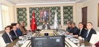 Adıyaman'da İstihdam Ve Mesleki Eğitim Kurulu Toplantısı Yapıldı