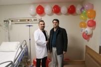 LENF - Bağırsak Kanseri Hastası Kapalı Ameliyatla 1 Haftada Sağlığına Kavuştu