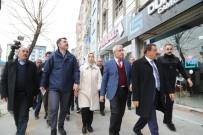 ÖZNUR ÇALIK - Bakan Kurum Malatya'da İncelemelerde Bulundu