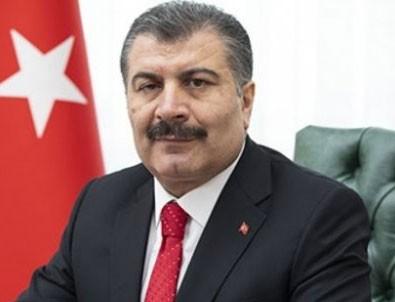 Bakandan Aksaray'daki Koronavirüsü şüphesiyle ilgili açıklama!