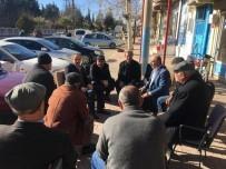 Başkan Kılınç, İmamağa Mahallesi Sakinleriyle Bir Araya Geldi