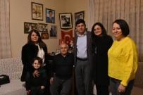 ŞEHİT AİLELERİ DERNEĞİ - Başkan Özcan Şehit Ailelerini Unutmadı