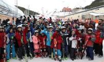 Başkan Sekmen Açıklaması 'Erzurum'da Kayak Bilmeyen Çocuk Kalmayacak'