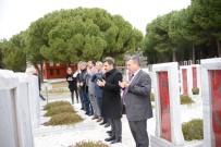 BOSNA HERSEK - Bosna-Hersek Büyükelçisi Sadoviç Tarihi Alan'ı Ziyaret Etti