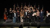 ATATÜRK EVİ - Çorlu Müzik Derneği Atatürk Evi İçin Söyledi