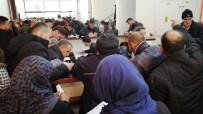 SÜLEYMAN SOYLU - Depremde Evleri Hasar Görenler Açıkkapı'ya Başvuruyor