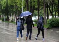 HAVA SICAKLIĞI - Doğu Karadeniz'de 2 İlde Yağmur Yağışı Bekleniyor