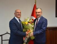 YEREL GAZETE - EBYÜ Rektör Yardımcısı Prof. Dr. Nalcıoğlu, Rektör Yardımcılığı Görevinden Alındı