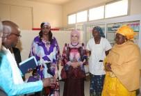 EMINE ERDOĞAN - Emine Erdoğan Senegal'de Rehabilitasyon Merkezinin Açılışını Yaptı