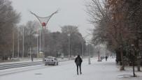 HAVA SICAKLIĞI - Erzincan'da Karla Karışık Yağmur Ve Kar Yağışı Bekleniyor