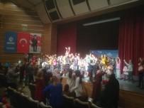 OSMAN HAMDİ BEY - Gebzeli Çocuklar Tiyatro İle Yarıyıl Tatilini Geçiriyor