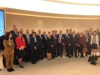 Gülaçar, Cenevre'de Birleşmiş Milletler Çalışma Grubunda
