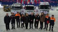 KıLıÇARSLAN - Isparta Belediyesi'nin Elazığ Ve Malatya İçin Başlattığı Kampanyada Duygulandıran Yardımlar