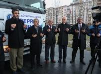 ALİM IŞIK - Kütahya'dan Elazığ'a Yardım Tırı