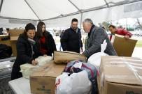 Manavgat Belediyesi'nden 'Elazığ İçin El Ele' Kampanyası
