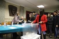 GENÇLİK MECLİSİ - Menderes'te Gençler Ve Kadınlar Başkanını Seçti