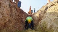 ŞEBEKE HATTI - MESKİ, Batı Havzası Kanalizasyon Çalışmalarını Tamamladı