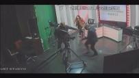 AHMET ÇAKıR - Milletvekili Çakır Depreme Televizyon Stüdyosunda Yakalandı